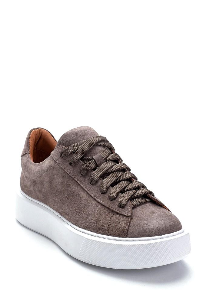 5638288473 Kadın Süet Sneaker