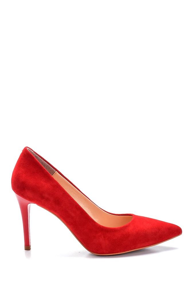 Kırmızı Kadın Stiletto 5638291546