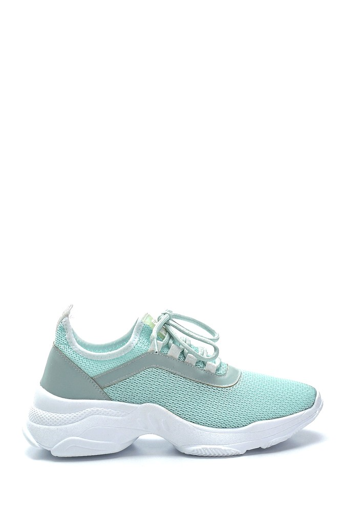 Yeşil Kadın Zero Sneaker 5638291635