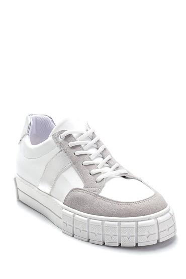 Beyaz Kadın Sneaker 5638291758