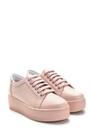 5638292391 Kadın Deri Sneaker