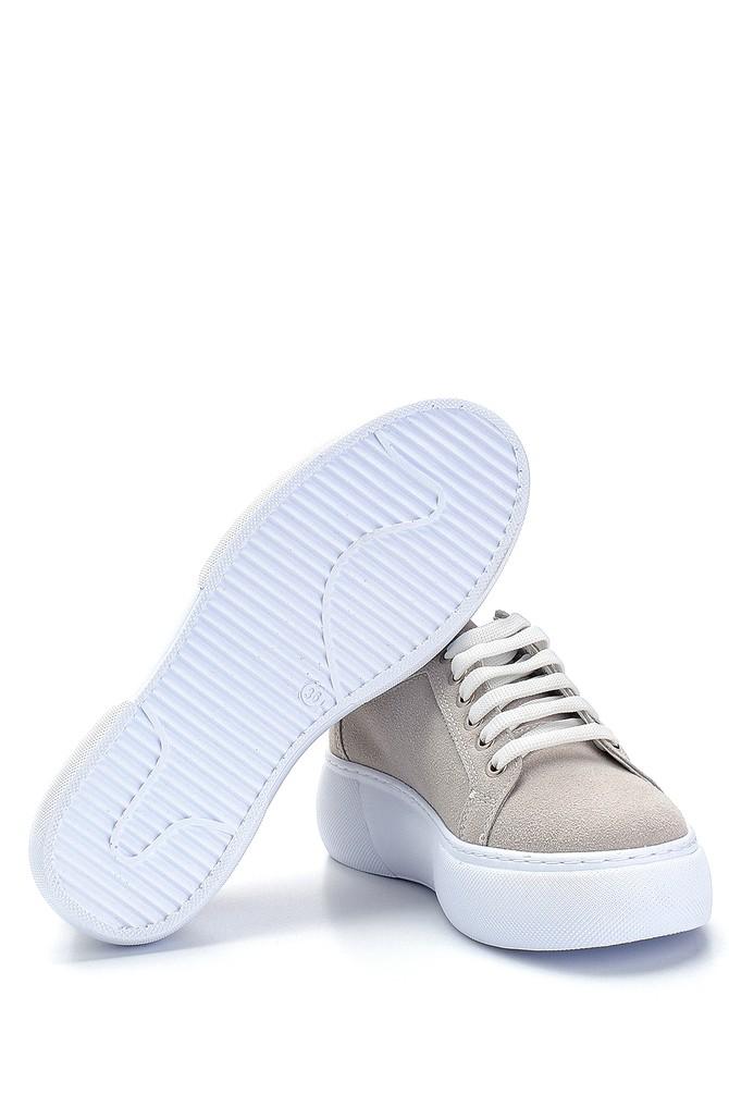 5638292440 Kadın Süet Sneaker