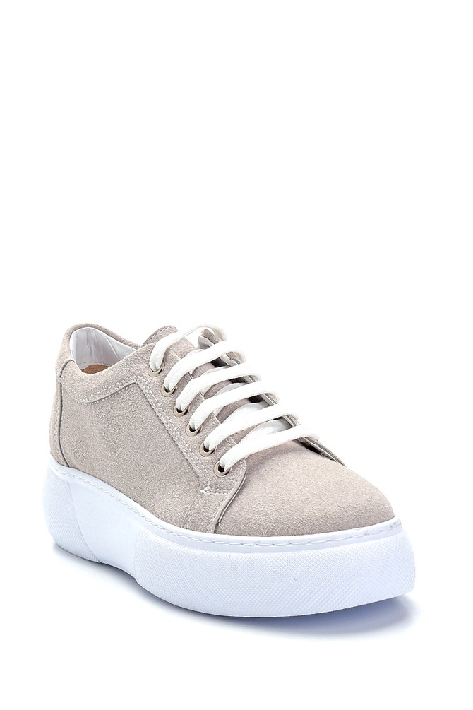 5638292444 Kadın Süet Sneaker