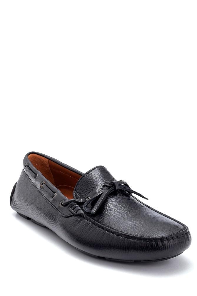5638265864 Erkek Deri Klasik Loafer
