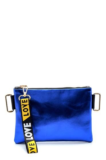 Mavi Kadın Metalik Portföy 5638297726