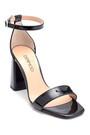 5638273643 Kadın Rugan Yüksek Topuklu Ayakkabı