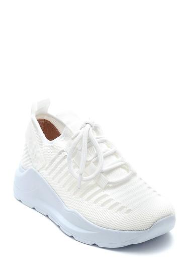 Beyaz Kadın Zero Sneaker 5638273538