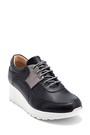 5638291436 Kadın Deri Sneaker