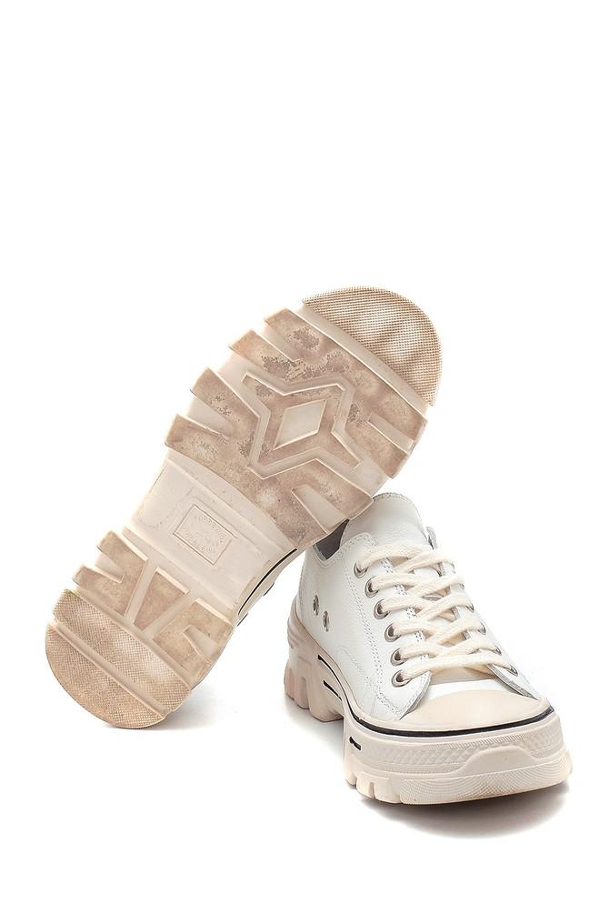 5638292265 Kadın Deri Sneaker