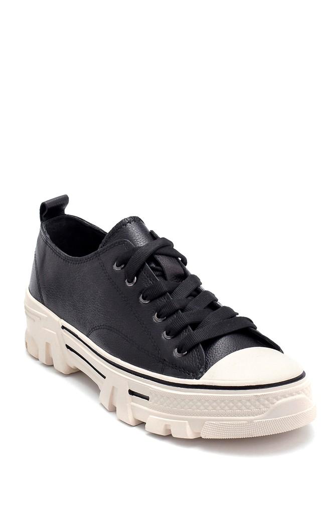 5638292267 Kadın Deri Sneaker