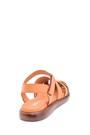 5638268309 Kadın Deri Bantlı Sandalet