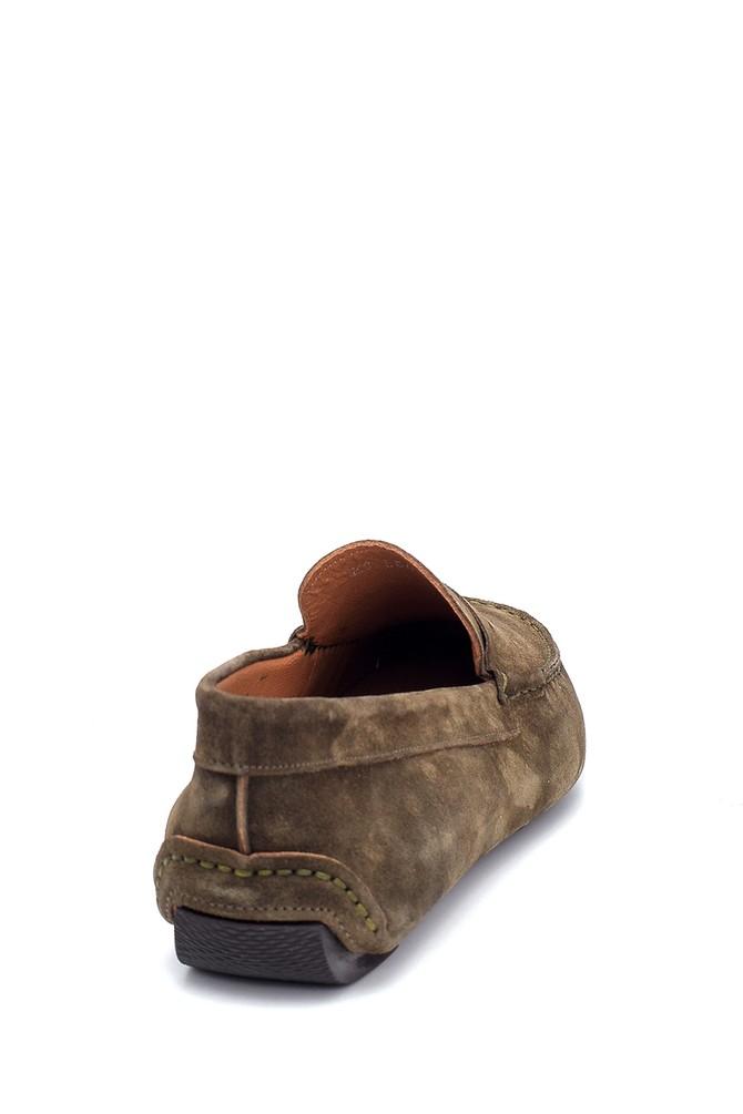 5638265739 Erkek Deri Süet Loafer