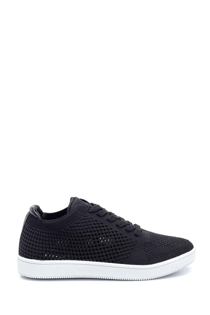 Siyah Kadın Çorap Ayakkabı 5638256008
