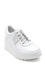 5638291438 Kadın Deri Sneaker