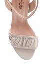 5638279522 Kadın Deri Topuklu Sandalet