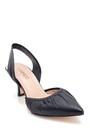 5638280791 Kadın Deri Topuklu Sandalet