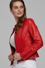 5638302578 Paris Kadın Deri Ceket