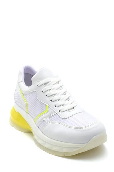 Beyaz Kadın Sneaker 5638292469