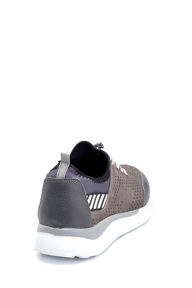 5638254627 Erkek Deri Sneaker
