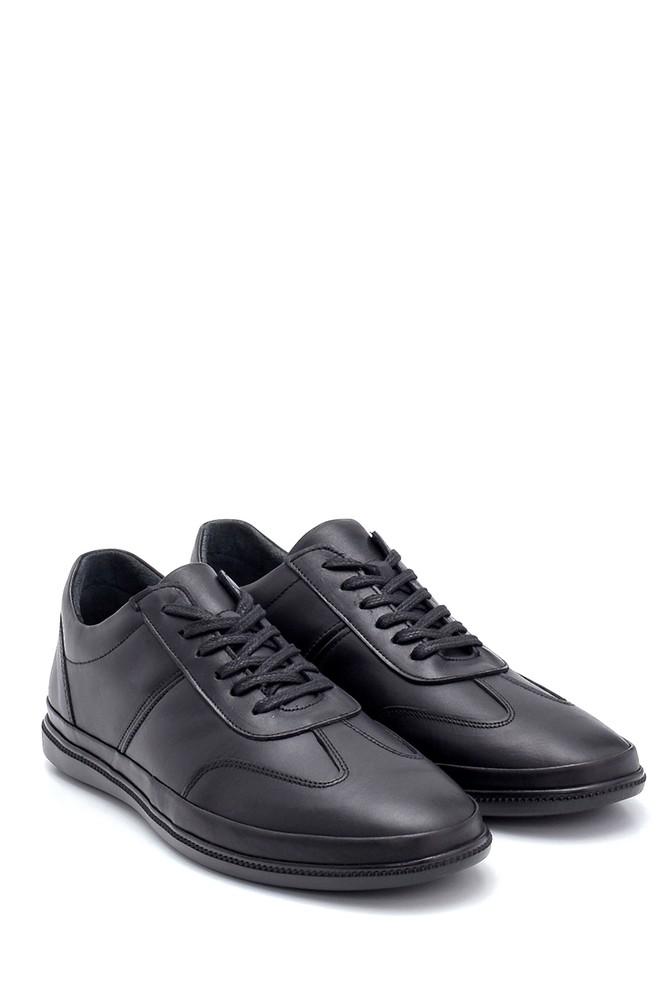 5638254663 Erkek Deri Sneaker