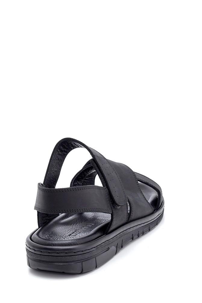 5638254989 Erkek Nubuk Bantlı Sandalet