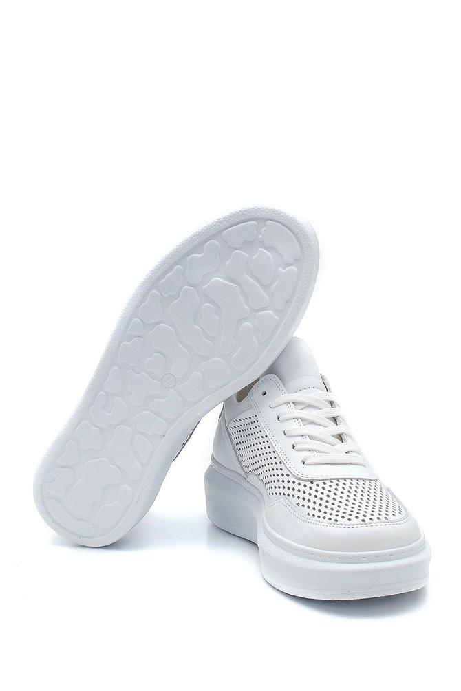 5638273029 Kadın Deri Sneaker
