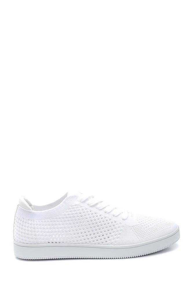 Beyaz Kadın Çorap Ayakkabı 5638256009