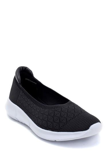 Siyah Kadın Çorap Ayakkabı 5638266404