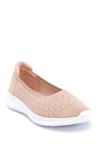 Bej Kadın Çorap Ayakkabı 5638266405