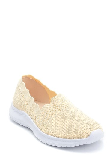 Sarı Kadın Çorap Ayakkabı 5638266428