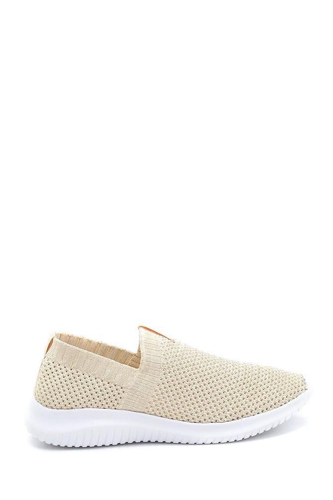 Bej Kadın Çorap Sneaker 5638266470