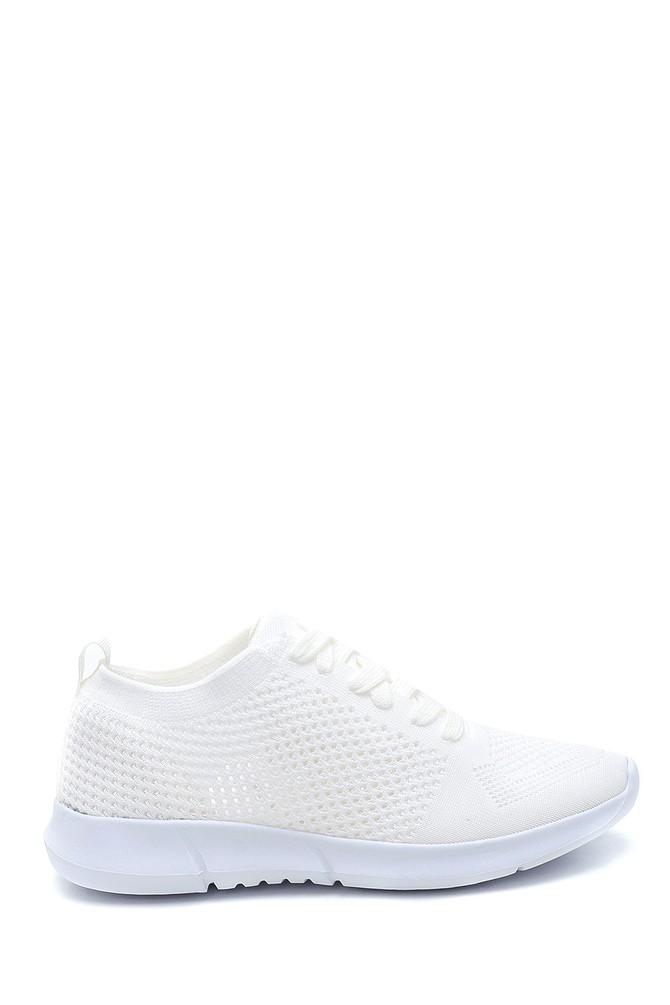 Beyaz Kadın Çorap Sneaker 5638266528