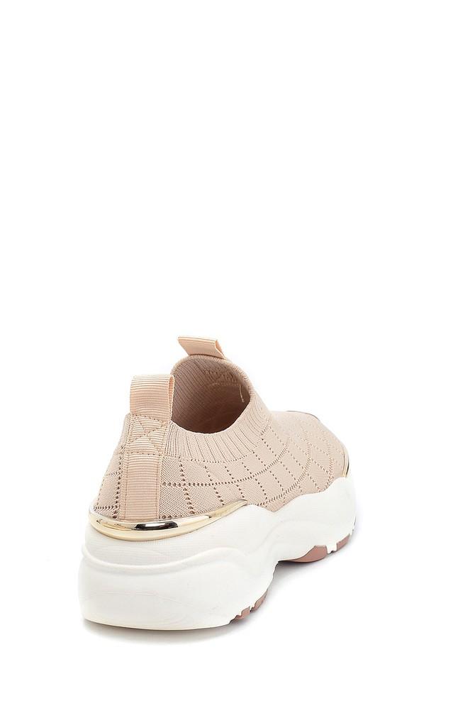 5638266586 Kadın Çorap Desenli Sneaker
