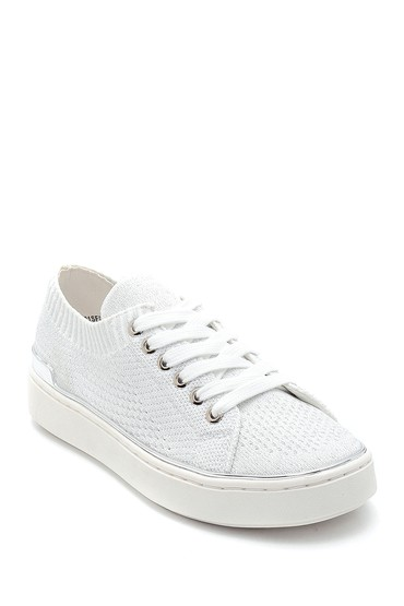 Beyaz Kadın Çorap Sneaker 5638266595