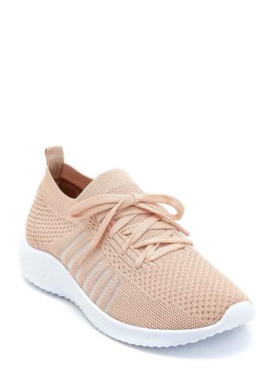 Bej Kadın Çorap Sneaker 5638280596
