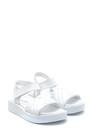 5638279357 Kadın Deri Bantlı Sandalet