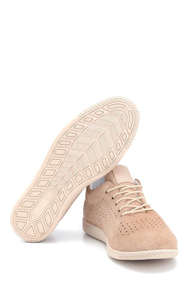 5638284598 Kadın Süet Sneaker