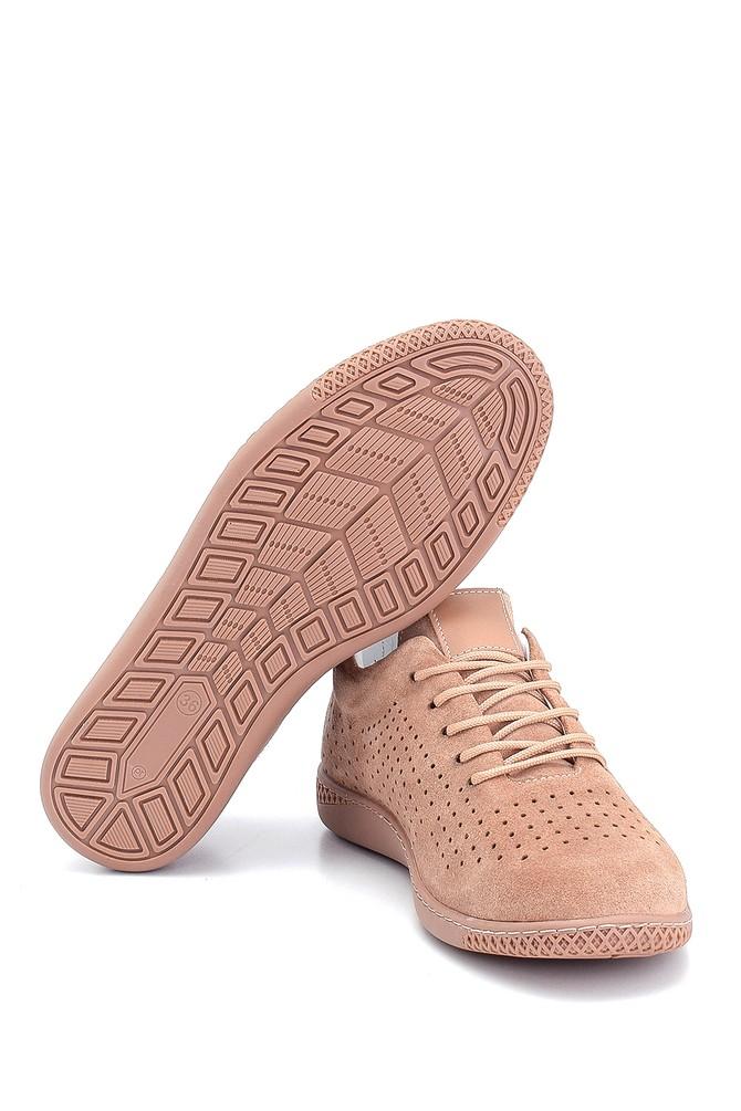 5638284599 Kadın Süet Sneaker