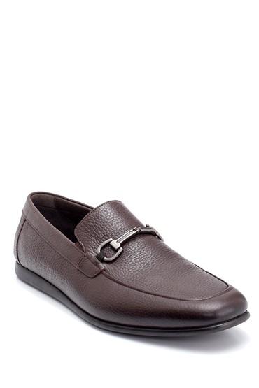 Kahverengi Erkek Deri Loafer 5638247250