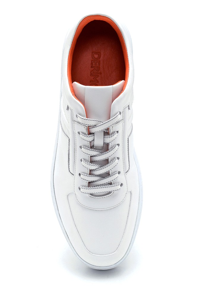 5638277127 Erkek Deri Sneaker