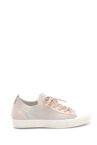 Bej Kadın Çorap Sneaker 5638283925