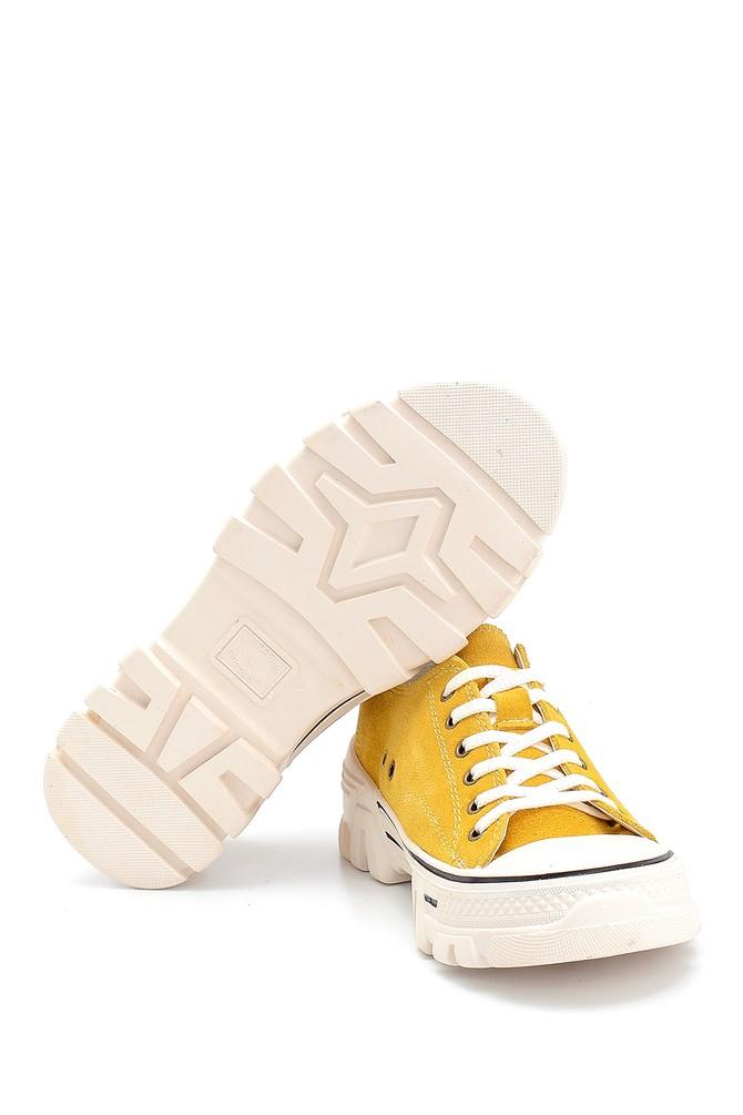 5638292288 Kadın Süet Sneaker