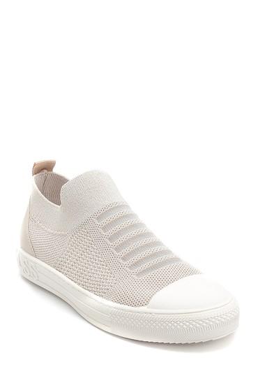 Bej Kadın Çorap Sneaker 5638291700