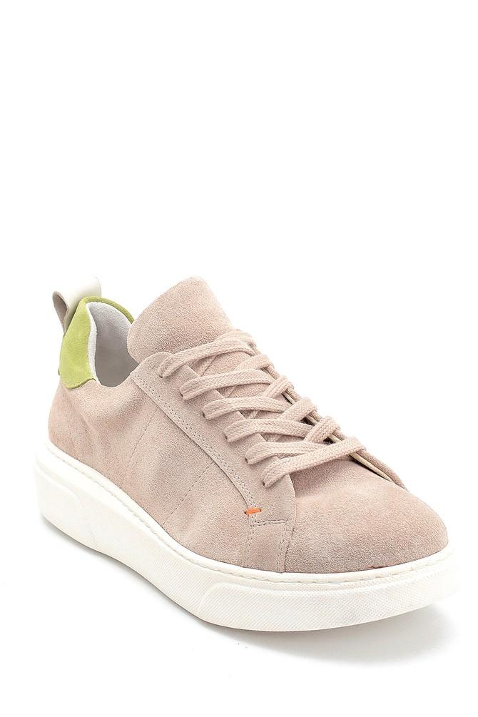 5638306052 Kadın Süet Sneaker