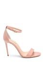5638273619 Kadın Rugan Yüksek Topuklu Ayakkabı