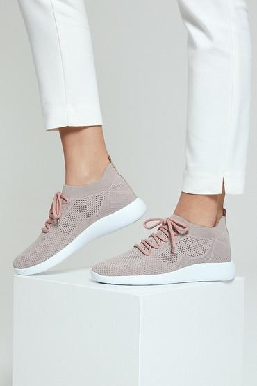 Pudra Kadın Çorap Sneaker 5638273505