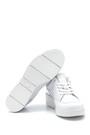 5638272991 Kadın Deri Fermuar Detaylı Ayakkabı