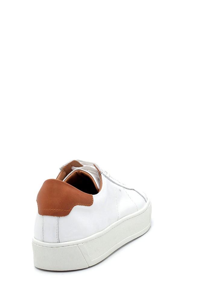 5638275644 Erkek Deri Sneaker