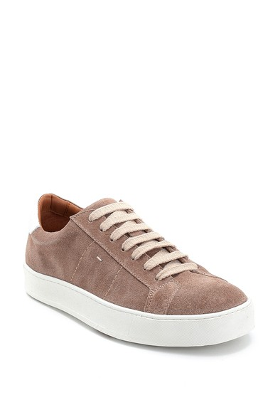 Vizon Erkek Süet Deri Sneaker 5638275689