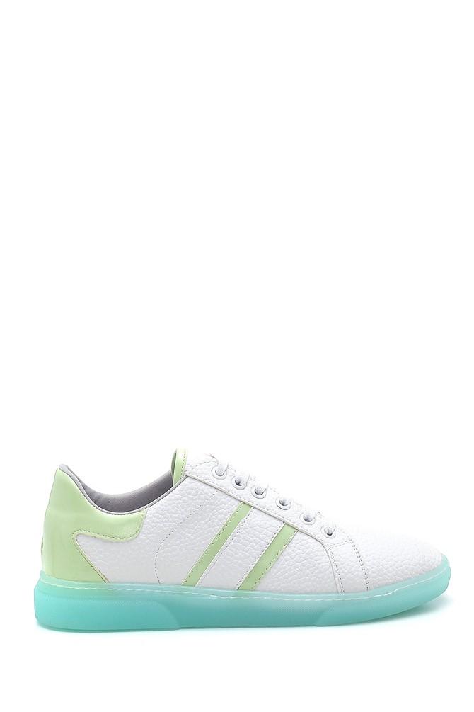 Beyaz Kadın Sneaker 5638277378